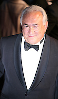 Dominique Strauss-Kahn, at Only Lovers Left Alive gala screening at the Cannes Film Festival Saturday 26th May May 2013