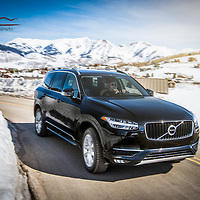 Volvo SUV in CB