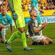 Malm&ouml;  2016 05 30 Swedbank stadion<br /> Practice game at Swedbank Stadion<br /> Sweden vs Slovenia<br /> John Guidetti<br /> <br /> <br /> <br /> ----<br /> FOTO : JOACHIM NYWALL KOD 0708840825_1<br /> COPYRIGHT JOACHIM NYWALL<br /> <br /> ***BETALBILD***<br /> Redovisas till <br /> NYWALL MEDIA AB<br /> Strandgatan 30<br /> 461 31 Trollh&auml;ttan<br /> Prislista enl BLF , om inget annat avtalas.