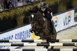 Gröning Bo Chiara, GER, Chessy<br /> Jumping Mechelen 2017<br /> © Sharon Vandeput<br /> 28/12/17