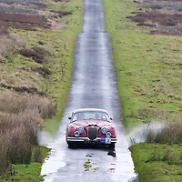 A traditional Regularity Road Rally for Classic Rally cars from Newcastle to Blackpool via Dumfries and Darlington.