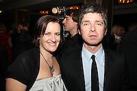 Noel Gallagher and Emily Brett (Nordoff-Robbins)