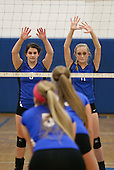 MCHS Varsity Volleyball vs Central Woodstock - Conference 35 Quarter Finals