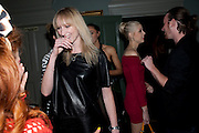 JADE PARFITT; PEACHES GELDOF; MARK FAST;, MARK FAST party, PARADISE, KENSAL GREEN. London. 28 July 2011. <br /> <br />  , -DO NOT ARCHIVE-© Copyright Photograph by Dafydd Jones. 248 Clapham Rd. London SW9 0PZ. Tel 0207 820 0771. www.dafjones.com.