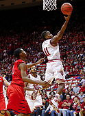NCAA Basketball - Indiana Hoosiers vs Samford Bulldogs - Bloomington, In