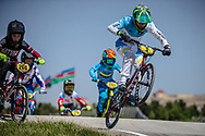 12 Boys #3 (CAPELLO Federico Ariel) ARG at the 2018 UCI BMX World Championships in Baku, Azerbaijan.