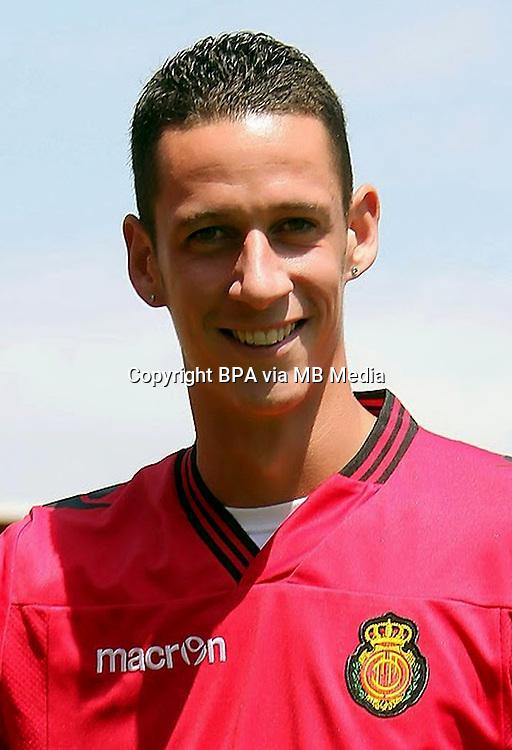 Spain - La Liga Adelante 2014-2015 / <br /> ( Rcd Mallorca ) - <br /> Alexandre Coeff