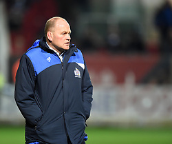 Bristol's Director of Rugby Andy Robinson - Mandatory by-line: Paul Knight/JMP - Mobile: 07966 386802 - 12/02/2016 -  RUGBY - Ashton Gate Stadium - Bristol, England -  Bristol Rugby v Ealing Trailfinders - Greene King IPA Championship