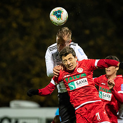 20191110: SLO, Football - Prva liga Telekom Slovenije 2019/20, NS Mura vs NK Aluminij