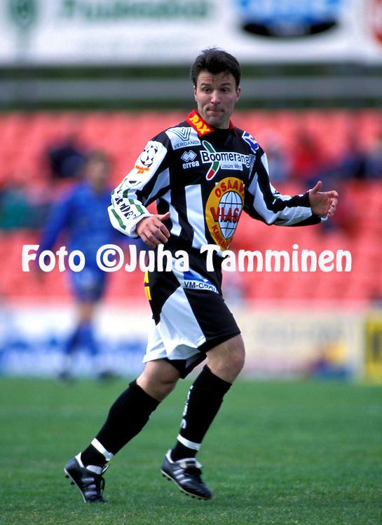 30.05.1999.Petri Kokko - Vaasan Palloseura.©JUHA TAMMINEN