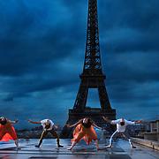 Les Grands Ballets Canadiens de Montréal in Paris