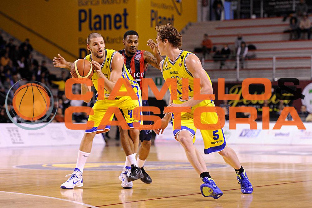 DESCRIZIONE : Ancona Lega A 2011-12 Fabi Shoes Montegranaro Angelico Biella<br /> GIOCATORE : Dejan Ivanov<br /> CATEGORIA : blocco palleggio<br /> SQUADRA : Fabi Shoes Montegranaro<br /> EVENTO : Campionato Lega A 2011-2012<br /> GARA : Fabi Shoes Montegranaro Angelico Biella<br /> DATA : 13/11/2011<br /> SPORT : Pallacanestro<br /> AUTORE : Agenzia Ciamillo-Castoria/C.De Massis<br /> Galleria : Lega Basket A 2011-2012<br /> Fotonotizia : Ancona Lega A 2011-12 Fabi Shoes Montegranaro Angelico Biella<br /> Predefinita :