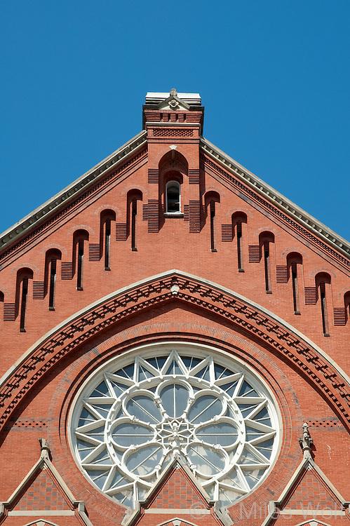 Music Hall Cincinnati Over the Rhine