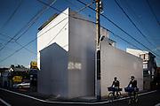 Tokyo, November 10 2010 - Sakura by Mount Fuji Architects Studio.