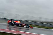 October 23-25, 2015: United States GP 2015: Daniil Kvyat, (RUS), Red Bull-Renault