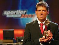 Sykkel<br /> Foto: Digitalsport<br /> Norway Only<br /> <br /> Jan Ullrich Radsport<br /> Sportler des Jahres 2003 Baden-Baden