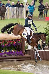 Levett Bill (AUS) - Shannondale Titan<br /> Cross Country - CCI4* <br /> Mitsubishi Motors Badminton Horse Trials 2014 <br /> © Hippo Foto - Jon Stroud