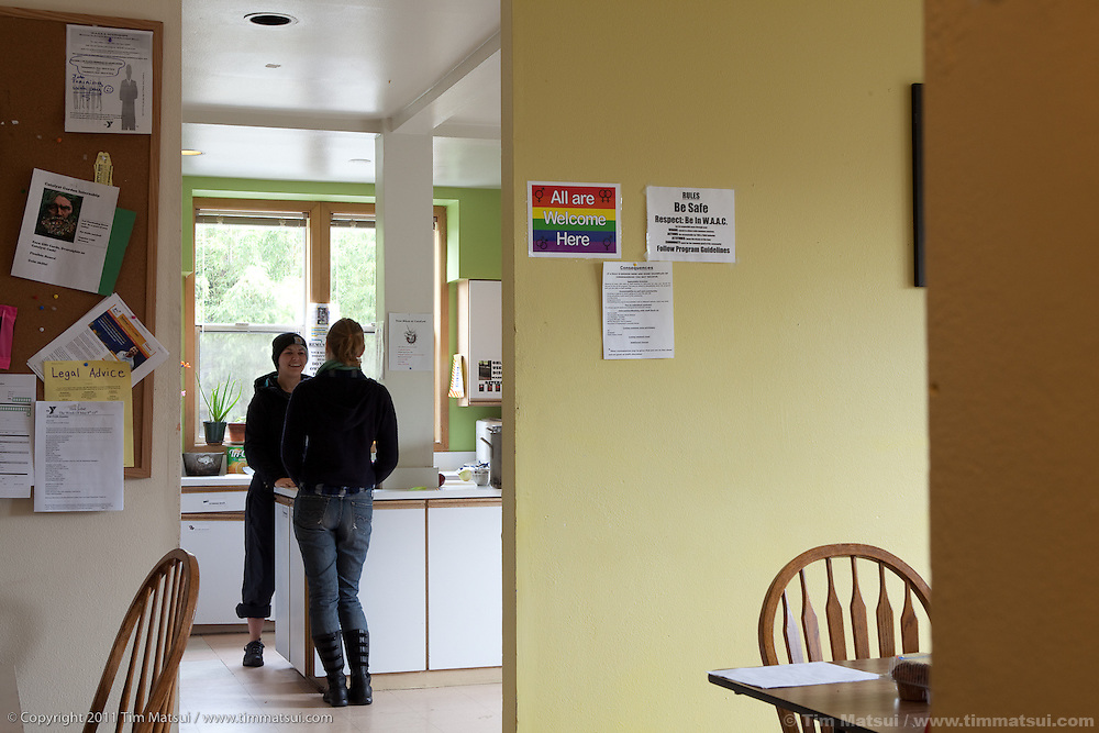 Catalyst House, run by YouthCare.