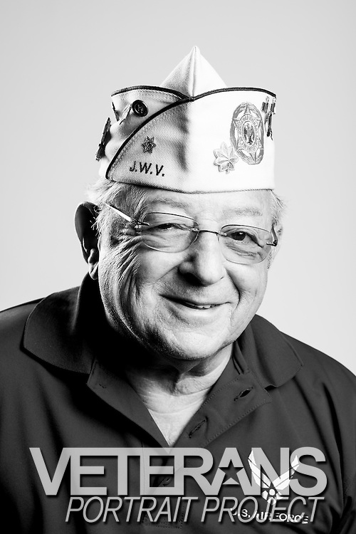 Allen R. Miliefsky<br /> Air Force<br /> Aviator, Navigator<br /> 1956 - 1978<br /> Vietnam<br /> <br /> Veterans Portrait Project<br /> Charleston, SC<br /> Jewish War Veterans