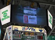 KELOWNA, CANADA - OCTOBER 13:  McSweeneys Promotion at the Kelowna Rockets game on October 13, 2017 at Prospera Place in Kelowna, British Columbia, Canada.  (Photo By Cindy Rogers/Nyasa Photography,  *** Local Caption ***