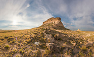 Pawnee Buttes Grassland - Hi-res for Super Graphics (low-res samples)