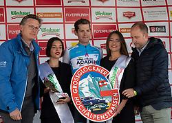 10.07.2019, Fuscher Törl, AUT, Ö-Tour, Österreich Radrundfahrt, 4. Etappe, von Radstadt nach Fuscher Törl (103,5 km), im Bild Etappensieger und Glocknerkönig Ben Hermans (BEL, Israel Cycling Academy) // stagewinner and Glocknerkoenig Ben Hermans of Belgium Team Israel Cycling Academy during 4th stage from Radstadt to Fuscher Törl (103,5 km) of the 2019 Tour of Austria. Fuscher Törl, Austria on 2019/07/10. EXPA Pictures © 2019, PhotoCredit: EXPA/ Reinhard Eisenbauer