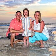 Gleisinger Family Beach Photos