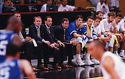Europei Barcellona 1997<br /> gaetano gebbia, messina, piccin, frosini, abbio, coldebella, marconato