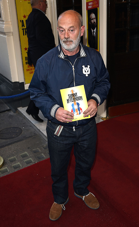 Keith Allen attends Sunny Afternoon Gala Performance at The Harold Pinter Theatre, Panton Street, London on Monday 18 May 2015