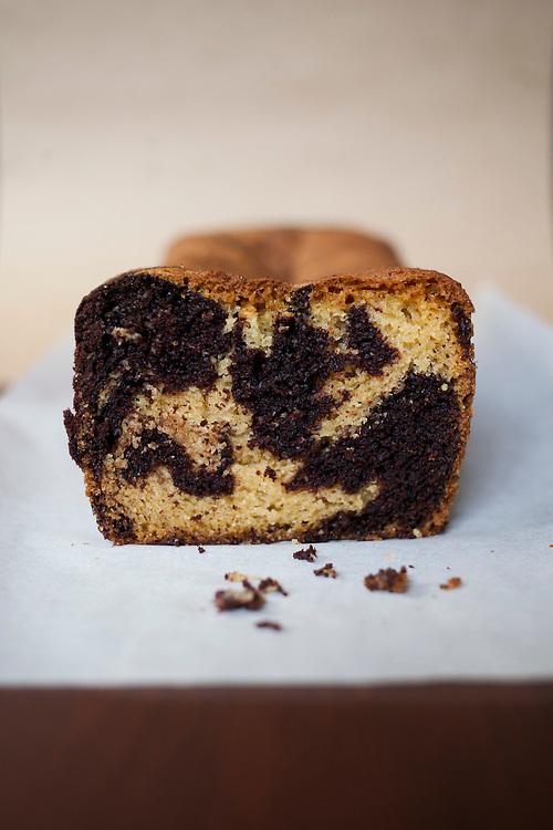 Zebra/Marble Cake