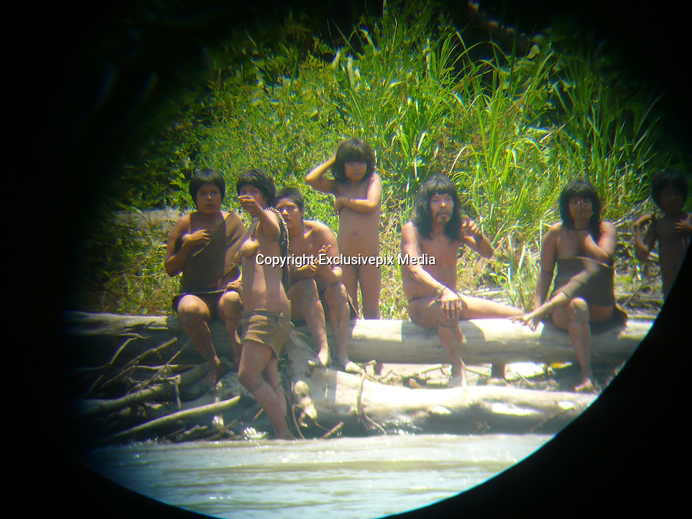 The Amazon's last lost tribe: Never-before-seen pictures capture the lives of Peruvian nomads who are untouched by civilization<br /> <br /> Never-before-seen photos have emerged of one of the last the last uncontacted Amazon tribes who the Peru government is trying to approach after they shot and killed two men in the chest with a bow and arrow.<br /> For 600 years the Mashco Piro clan &ndash; also known as Cujareno people &ndash; have lived in the forest in Peru close to the border with Brazil and had no contact with the outside world.<br /> But recently &ndash; threatened by 21st century logging, drugs cartels and tourism &nbsp;&ndash; the rarely seen indigenous tribe have broken cover from the forest to raid villages for food, tools and weapons to hunt.<br /> <br /> In May, Leonardo Perez, 20, was killed when he was shot with an arrow by tribe members who wanted his tools.<br /> In 2011 local guide Shaco Flores, a Matsigenka Indian, was murdered by the tribe.<br /> Shaco had given them machetes, pots and pans for 20 years and had developed a good relationship with the clan.<br /> But it is believed he was killed with an arrow to the heart after he tried to persuade them to settle and end to their nomadic hunter-gatherer life.<br /> &lsquo;The Mashco Piro have been present in this area for as long as anyone can remember, and have in a way been enticed out of their forest home onto the riverbanks by missionaries and other missionised indigenous people,&rsquo; Rebecca Spooner for campaign group International Survival told MailOnline.<br /> &lsquo;They have been given pots and land and machetes, and are now asking for more.&rsquo;<br /> The increasing contact between the Mashco Piro people and other indigenous communities is slowly peeling back the layers of secrecy that have shielded them from modern society.<br /> Members of the tribe have been spotted a record 100 times already this year, Peru's deputy culture minister Patricia Balbuena said.<br /> While others have even left the forest and now live among the neighbouring Yine Indians, who speak a similar language.<br /> <br /> Campaign group