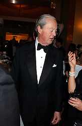 The DUKE OF MARLBOROUGH at A Riot - 1930's evening in aid of Great Ormand Street Hospital held at Claridge's, Brook Street, London on 31st January 2006.<br /><br />NON EXCLUSIVE - WORLD RIGHTS