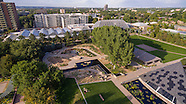 20160912 Steppe Garden & Science Pyramid from drone
