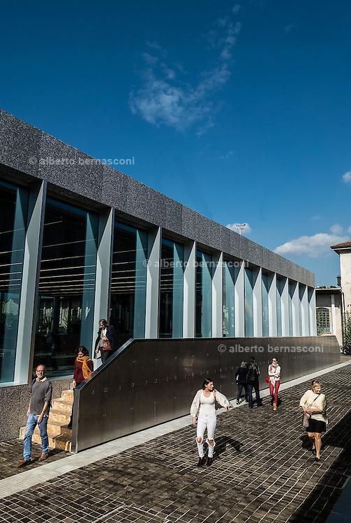 Milan, Fondazione Prada.