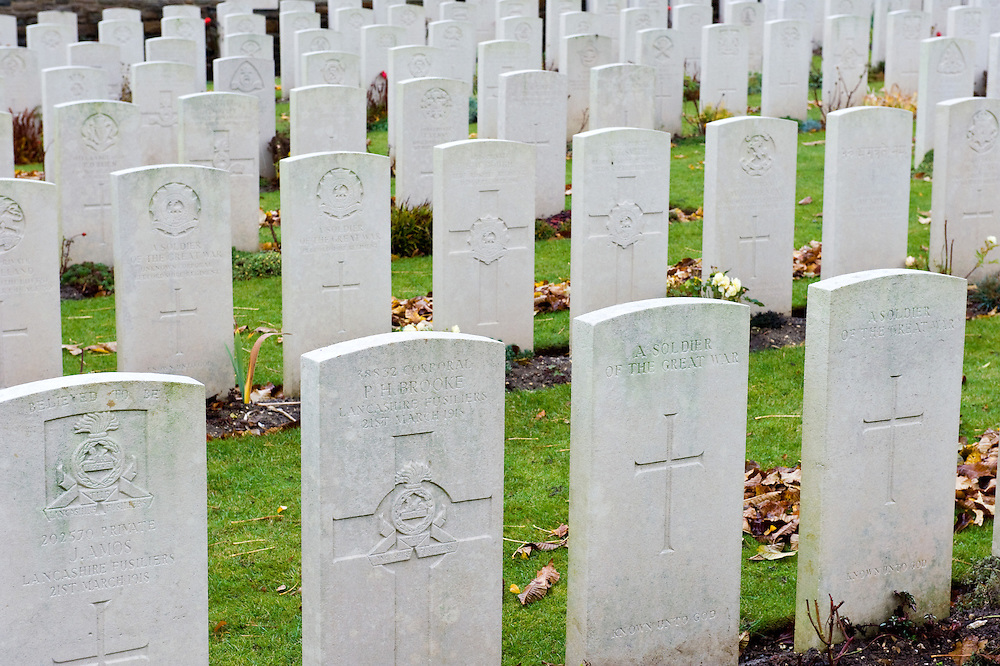 British WWI Cemetery