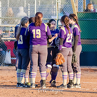 03-03-16 Berryville Girls Softball vs. Clinton