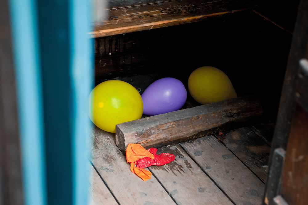 ...BEFORE PARTY ... Germany - Deutschland - BERLIN - Club KATER HOLZIG (BAR 25) & Katerschmaus Restaurant, Köpenicker Straße 50 in BERLIN-MITTE; opening soon... © Christian Jungeblodt