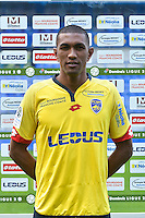Faneva Ima Andriatsima of Sochaux during the FC Sochaux photocall for the season 2016/2017 in Sochaux on September 20th 2016<br /> Photo : Philippe Le Brech / Icon Sport