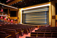 Royal Caribbean International launches Quantum of the Seas, the newest ship in the fleet, in November 2014.<br /> <br /> The Royal Theatre.