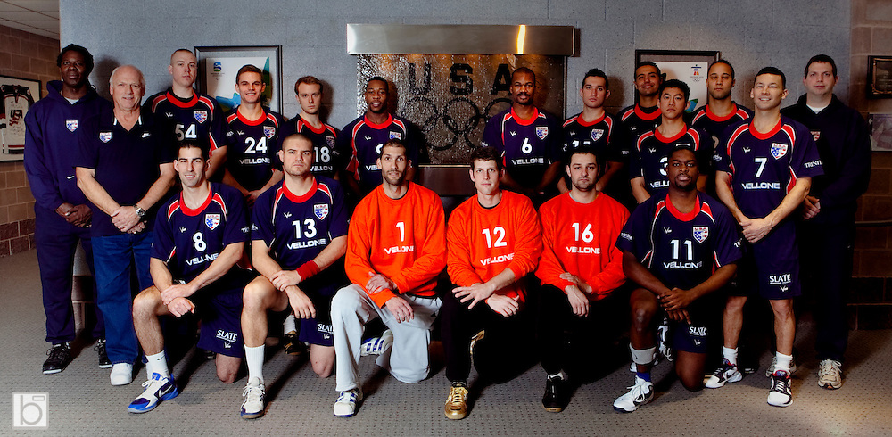Tue, December 21, 2010; USA Team Handball at the Olympic Training Center in Lake Placid, N.Y..(Photo/Todd Bissonette - http://www.rtbphoto.com)