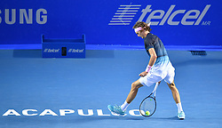 2019?3?2? .    ????????——???????????·????????.    3?1??????·??????????? .    ????2019?????????????????????????·?????2?0?????????????? .    ?????????..(SP)MEXICO-ACAPULCO-TENNIS-ATP-MEXICAN OPEN.(190302) -- ACAPULCO, March. 2, 2019 -- Alexander Zverev of Germany hits a return during the men's singles semifinal match between Alexander Zverev of Germany and Cameron Norrie of Great Britain at the 2019 ATP Mexican Open tennis tournament in Acapulco, Mexico, on March. 1, 2019. Alexander Zverev won 2-0. (Credit Image: © Xinhua via ZUMA Wire)