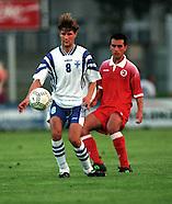 Switzerland - Finland 5.9.1997