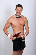 Johnny Anglais, former teacher now male stripper & adult entertainer