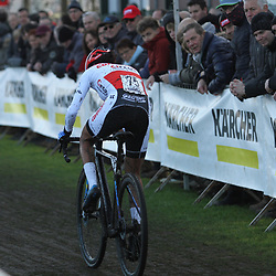 27-12-2019: Wielrennen: DVV veldrijden: Loenhout: Ceylin Alvarado