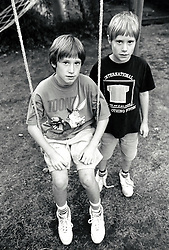Two boys UK 1994