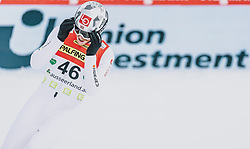 16.02.2020, Kulm, Bad Mitterndorf, AUT, FIS Ski Flug Weltcup, Kulm, Herren, im Bild Robert Johansson (NOR) // Robert Johansson of Norway during the men's FIS Ski Flying World Cup at the Kulm in Bad Mitterndorf, Austria on 2020/02/16. EXPA Pictures © 2020, PhotoCredit: EXPA/ JFK