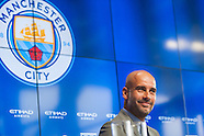 Pep Guardiola Press Conference 080716
