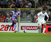 Toulouse v Trabzonspor, Europa Cup, Second Leg, Stade Municipal, Toulouse, France, 27th August 2009.