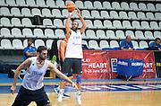 DESCRIZIONE : Qualificazioni EuroBasket 2015 - Allenamento <br /> GIOCATORE : Luigi Datome<br /> CATEGORIA : nazionale maschile senior A <br /> GARA : Qualificazioni EuroBasket 2015 - Allenamento<br /> DATA : 12/08/2014 <br /> AUTORE : Agenzia Ciamillo-Castoria