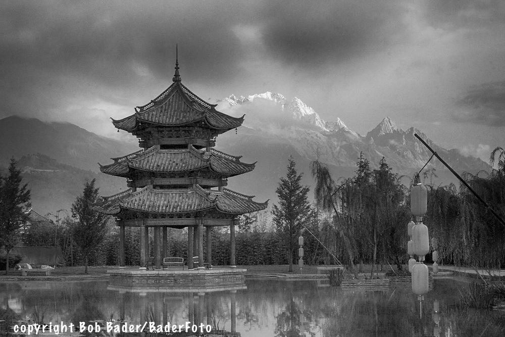 Floating Tea Pagoda